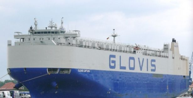 2019 JUNE SHIPPING SCHEDULE FOR EAST AFRICA :GLOVIS CAPTAIN V 033